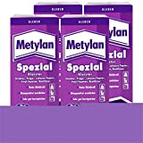 Henkel Metylan Spezial Tapetenkleister mit extra Power 200g (4er Pack)