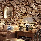 Steine TapeteStudy Zimmer Wohnzimmer Restaurant Cafe