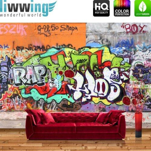 d4l premium fototapete street art no 1 atelier qualitt seidenmatt wand tr panorama papiertapete. Black Bedroom Furniture Sets. Home Design Ideas