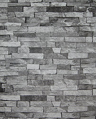 tapete steine bruchsteine 05546 30 0. Black Bedroom Furniture Sets. Home Design Ideas