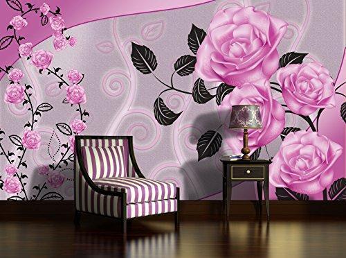 Besondere Tapeten G?nstig : Startseite / Baumarkt / Tapeten / Blumen Blumen FOTOTAPETE FOTOTAPETEN